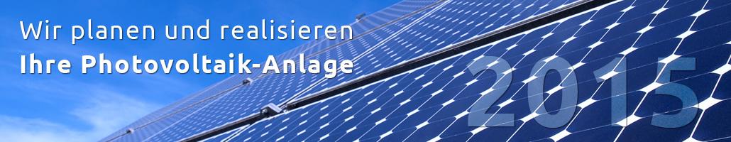 Solaranlage planen und realisieren